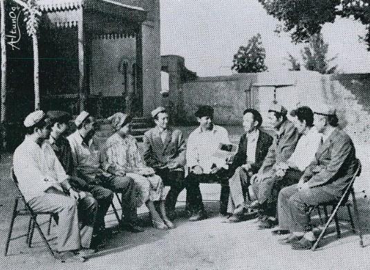 QESHQER EDIBIYATI (1984-5)