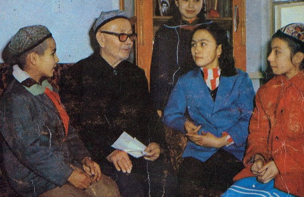 TARIM GHUNCHILIRI 1985-7